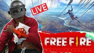 my free fire live steam