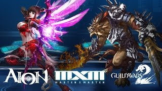Master X Master NA/JP PvP Rytlock (Guild Wars 2) and Kromede (Aion) Titan Mode