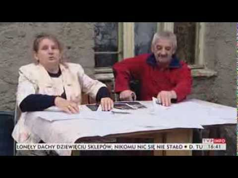 Dostali Dom Na Własność Za Pracę W PGR; Grozi Im Eksmisja (Puls Polski TVP Info, 10.09.2013)