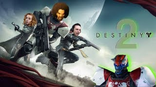 El Inicio de un Guardian # 1 - Destiny 2 - Paco sanchez el Guardian