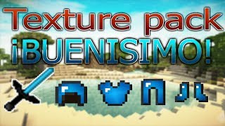 TEXTURE PACK PARA PVP CON TEXTURAS SUAVES!!! || Texture Pack 1.8