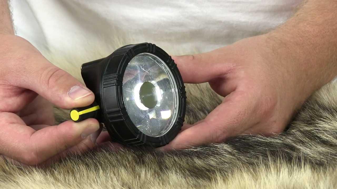 Tri Tronics Night Razor Hunting Light Review NIGHTRAZOR