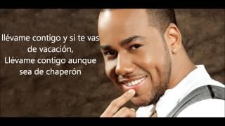 Romeo Santos-llevame contigo (letra).wmv