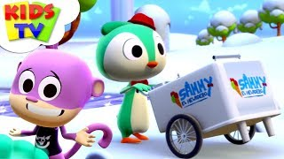 Sammy the Ice Cream Boy | Short Stories For Children | Baby Songs by Kids TV