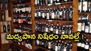 మద్యపానం నిషేధించాలని సలహ ఇచ్చింది నేనే !    Oneindia Telugu