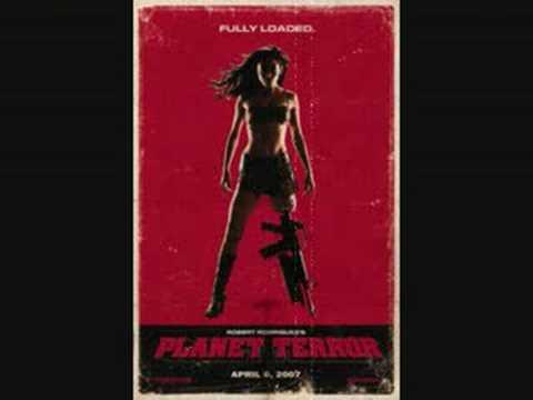 Grindhouse soundtrack Planet Terror