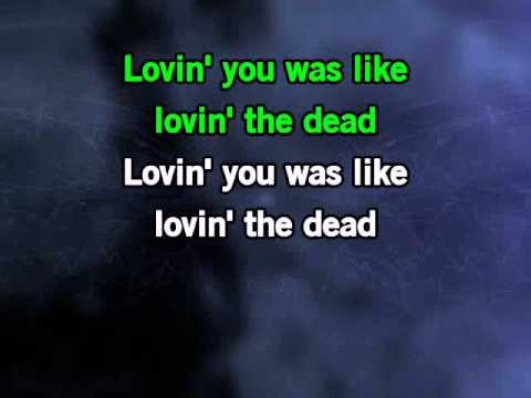 Type O Negative Black No 1 Little Miss Scare All Video Karaoke