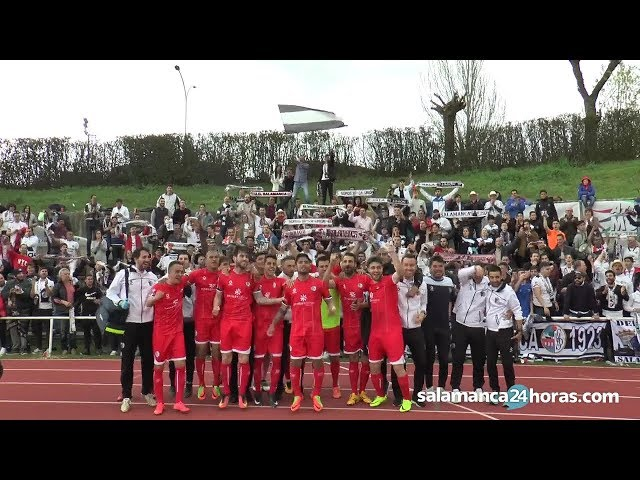 Resumen Unionistas CF 1-2 CF Salmantino UDS