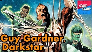 Hal Jordan and the Green Lanterns - Who are the Darkstars?