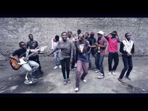 Pharrell Williams-HAPPY NAFURAHI FROM GOMA DRCongo(Swahili version)