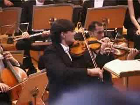 Bokor plays Khachaturian (1. Mov )
