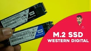 M.2 SSD by Western Digital, explained in Tamil/தமிழ்