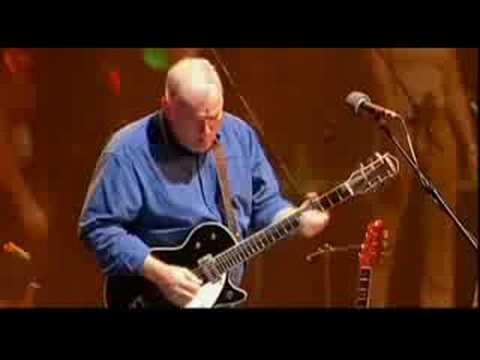 """""""Breakthrough"""" solo - David Gilmour, Royal Festival Hall"""