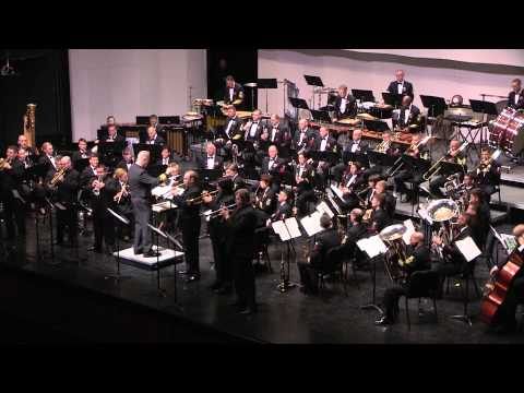 Trombi Mundi and The US Navy Concert Band