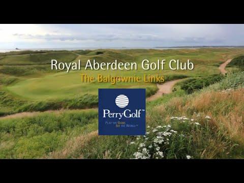 Royal Aberdeen Golf Club, Aberdeen, Scotland