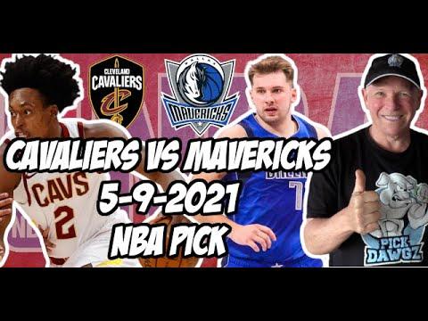 Cleveland Cavaliers vs Dallas Mavericks 5/9/21 Free NBA Pick and Prediction NBA Betting Tips