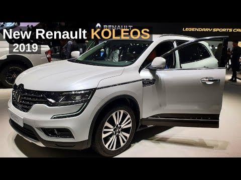 New Renault KOLEOS 2019 Review Interior l Most affordable big SUV