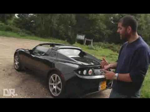 Drivers Republic - Tesla Roadster