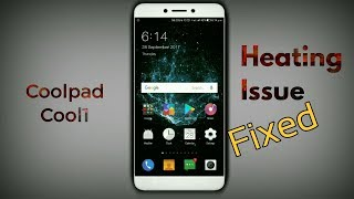 Coolpad cool1 - Heating issue solved