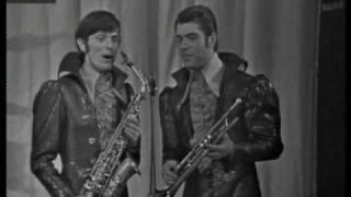 Ансамбль 'Веселые Ребята' 1971. 'Люди встречаются'