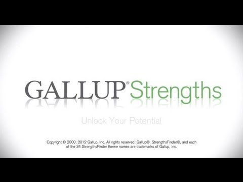 Discover Your Strengths - Unlock Your Potential with Gallup's Clifton StrengthsFinder