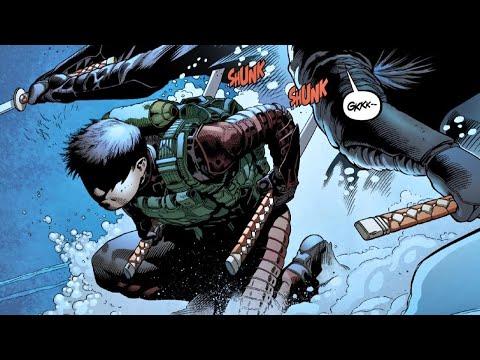 (DC) Batman And Robin   Pearl New 52 Motion Comic Movie  Trailer - Batman's Sons