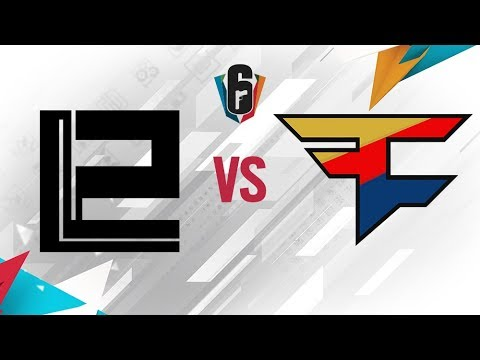 Rainbow Six - Six Invitational 2018 - FaZe Clan vs. eINS - day 1