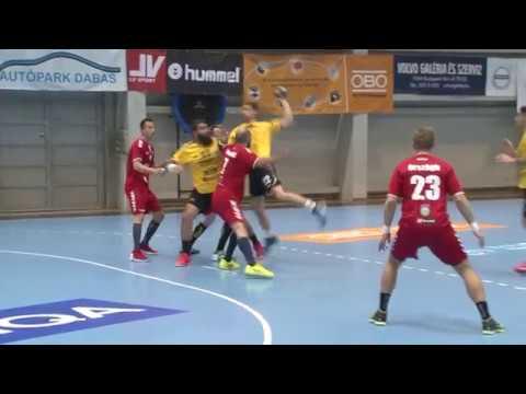Dabas VSE KC - Eger SBS NB I. kézilabda mérkőzés