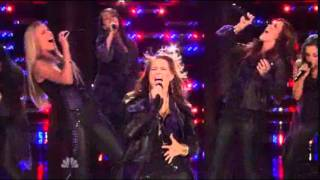 "7th Performance - Delilah - ""Dream On"" By Aerosmith - Sing Off - Series 3"