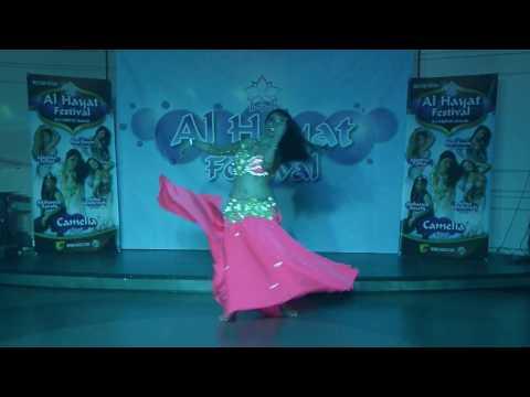 Camelia Masreya (Egypt) -
