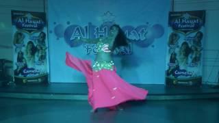 "Camelia Masreya (Egypt) - ""Al Hayat Festival 2017"", Gala closing"