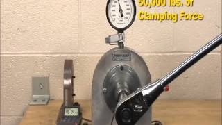 Torque vs Clamp Force