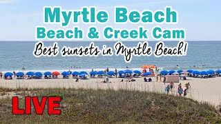 Preview of stream Live View at Ocean Creek Resort, Myrtle Beach, SC