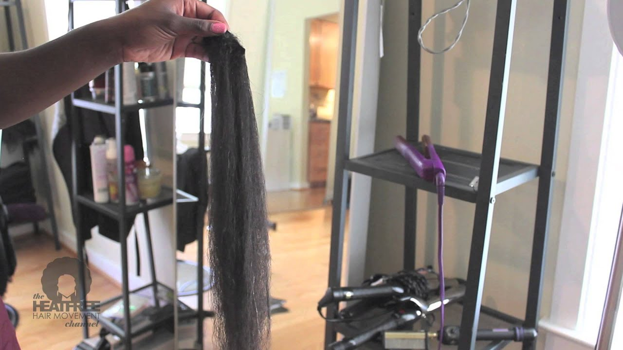 HeatFreeTV: Straightening & Coloring Heat Free® Hair