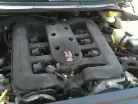 How To Replace Camshaft Sensor On A 300m Youtube