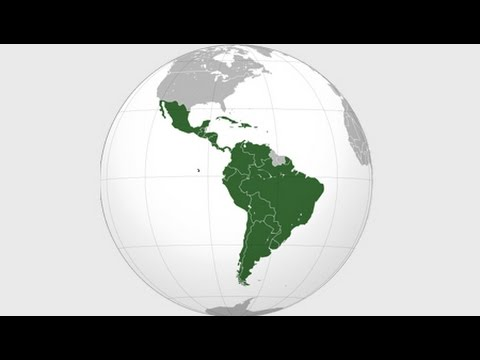 Green Party VP Candidate: We Must Shift Power Back to the People Throughout the Western Hemisphere
