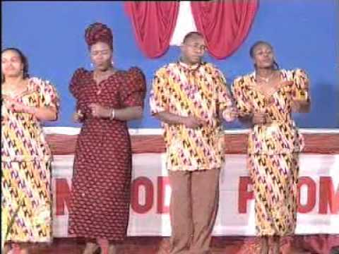 The Mwauras Gospel Singers Sefwe Ouli Mwikulu Official Video