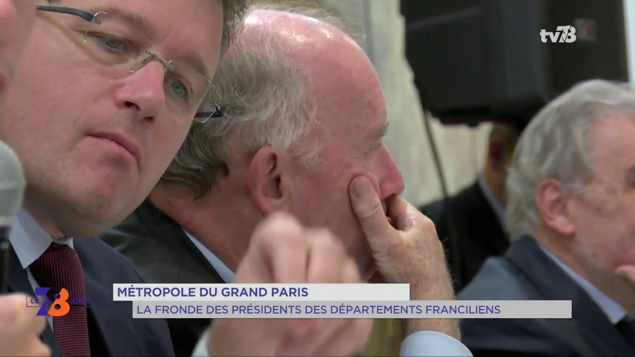 Grand Paris : la fronde de présidents des départements francilien