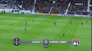 Ligue 1 - Toulouse 2-3 OL - 35ème journée - Tous les buts - Canal+