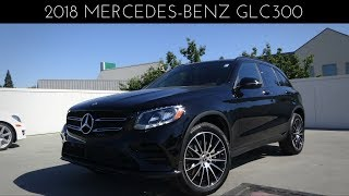 2018 Mercedes-Benz GLC300 2.0 L Turbocharged 4-Cylinder Review(, 2017-09-01T20:33:24.000Z)