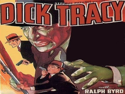 Dick Tracy Movie Serials 1937 (Complete15 Episode set)