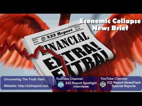 Beware Of The Red Swan And Negative Interest Rates - Episode 1359a #1