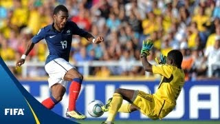 Five-goal thriller sees France top Nigeria