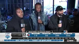 2016 NFL Draft Rd 7 Pk 233 | Philadelphia Eagles Select FS Jalen Mills