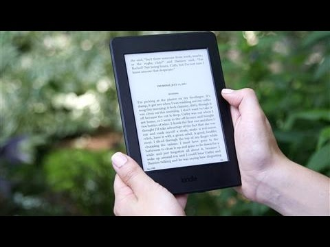 Kindle Paperwhite Review: E-Reader Beats iPad