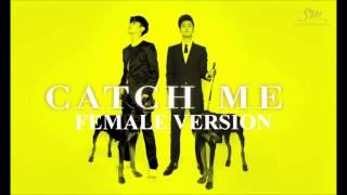 TVXQ - Catch Me [Female Version]