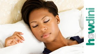 Tips for better sleep - How to get a good nights sleep