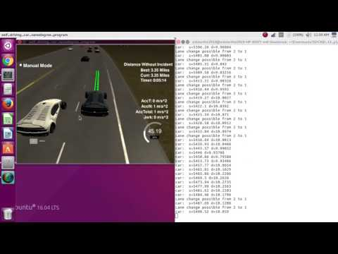 Sid - Self Driving Car - Path Planning. Udacity - Term 3 project 1