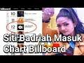 Viral Lagi Syantik Siti Badriah Masuk Tangga Lagu Billboard YouTube