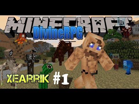 Minecraft DivineRPG 1 Divine RPG Mod